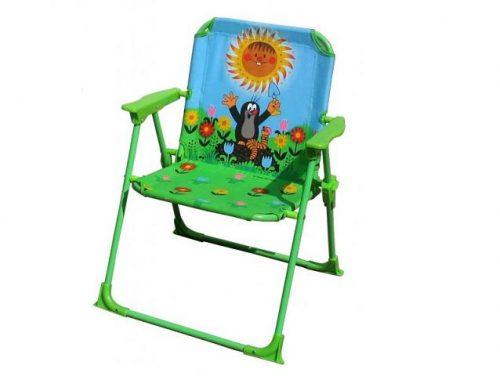 Skládací židle - dětská